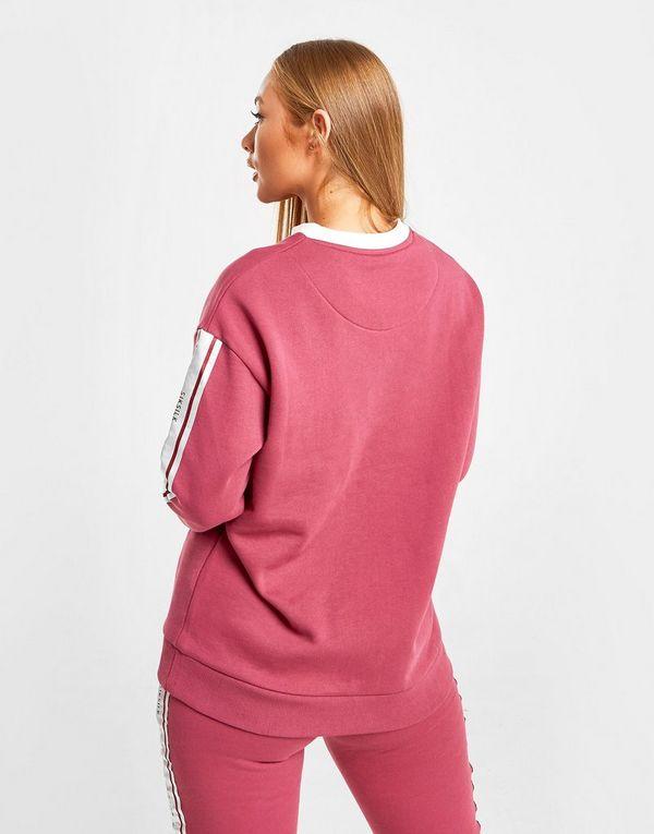 SikSilk Crew Sweatshirt
