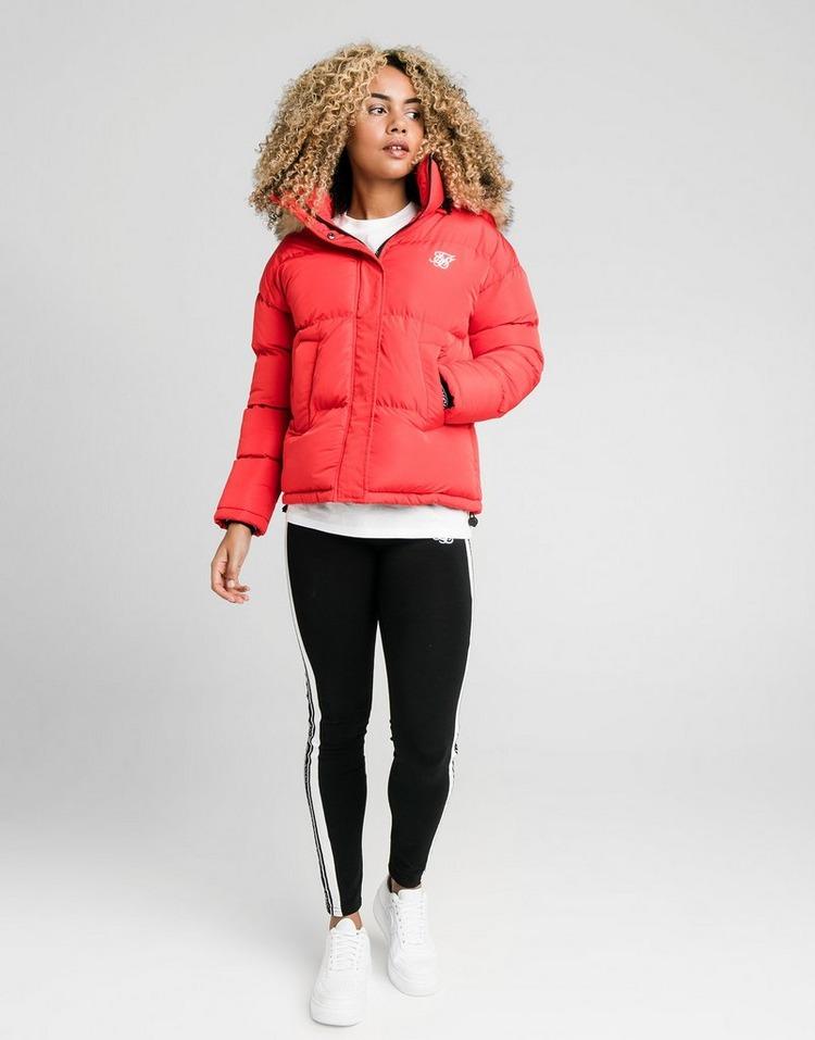 SikSilk chaqueta Fur Padded