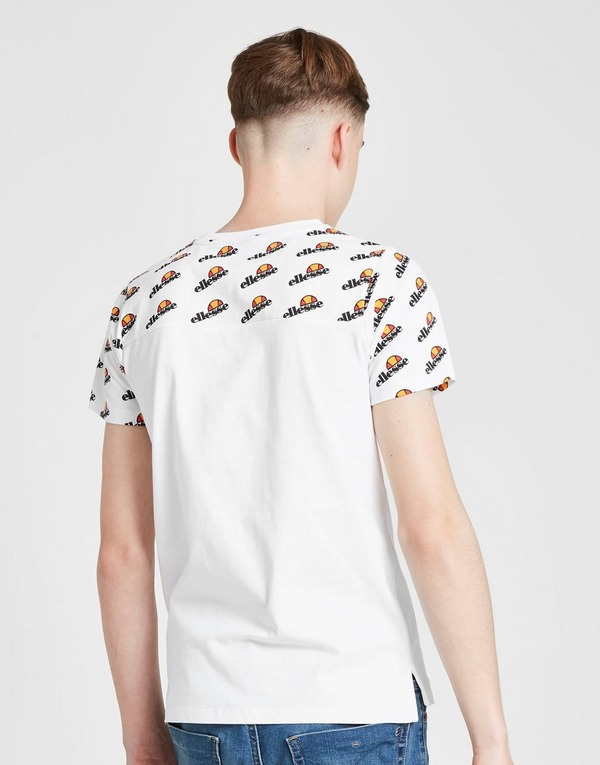 Ellesse Prino All Over Print T-Shirt Junior