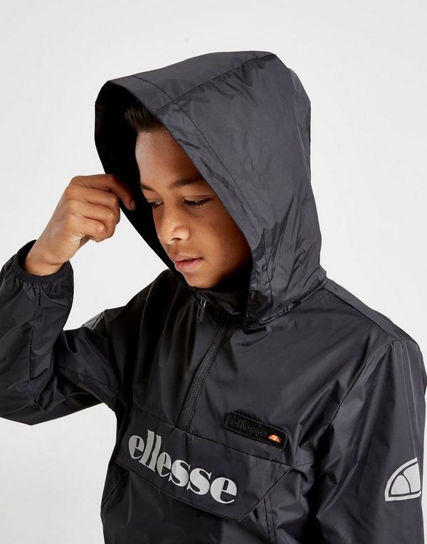 Buy Black Ellesse Zola Reflective Jacket Junior | JD Sports