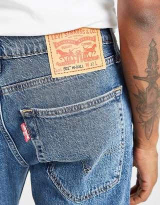 Levis Hi-Ball Roll Jeans