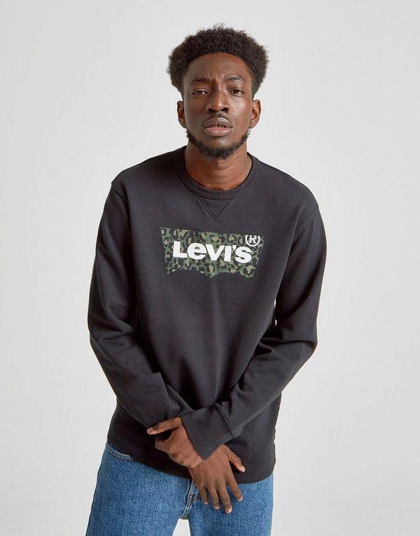 Levis sudadera Batwing Logo