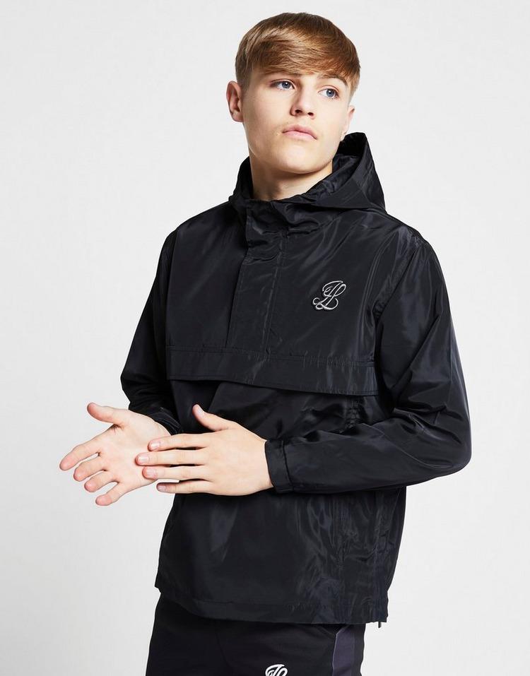 ILLUSIVE LONDON chaqueta Colour Block 1/4 Zip júnior
