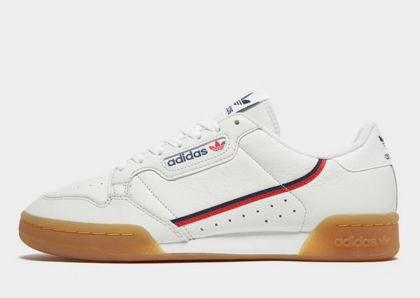 spain adidas originals continental baskets style 80s blanc ...