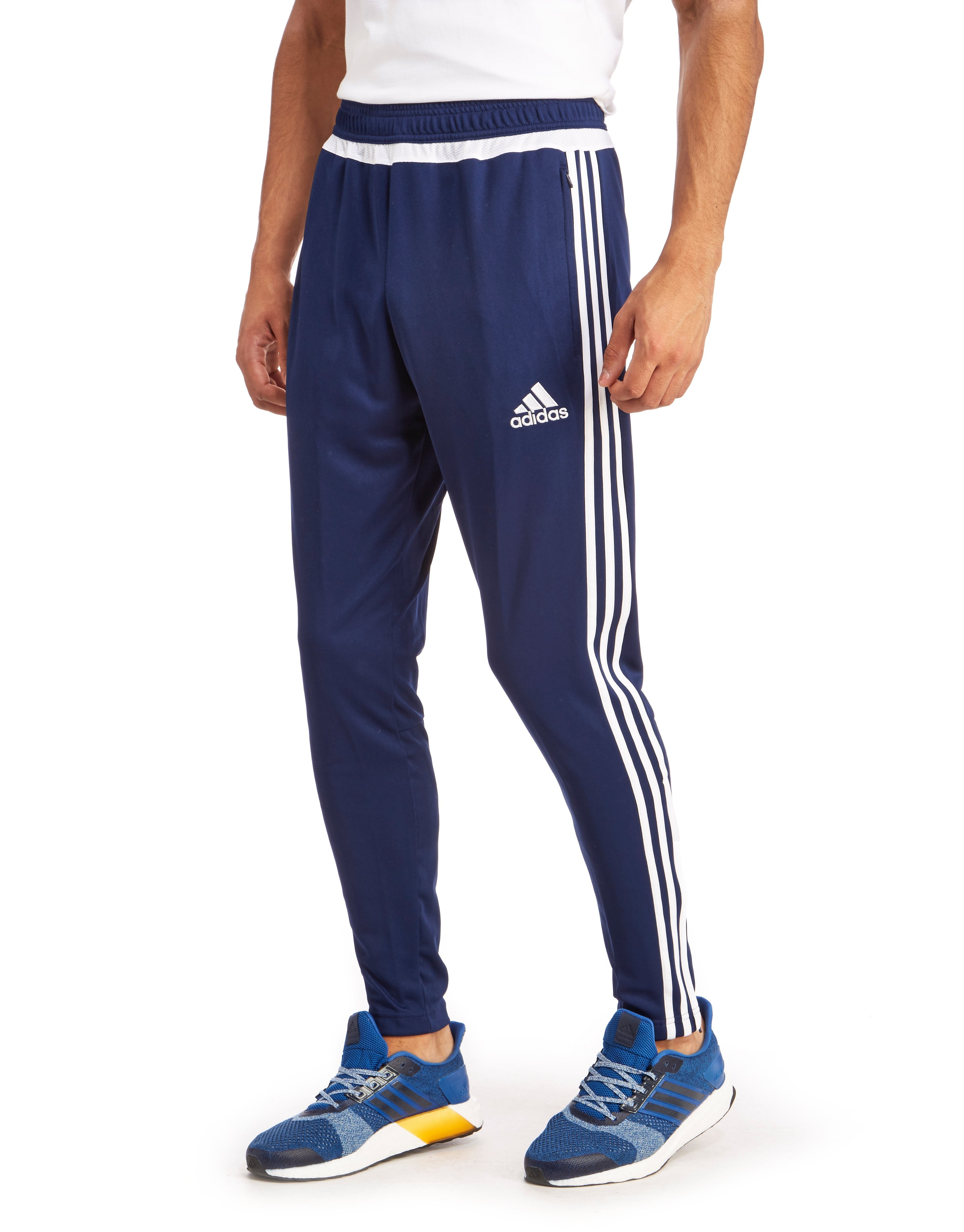 Køb adidas Tiro 15 Poly Training Pants i Blå | JD Sports