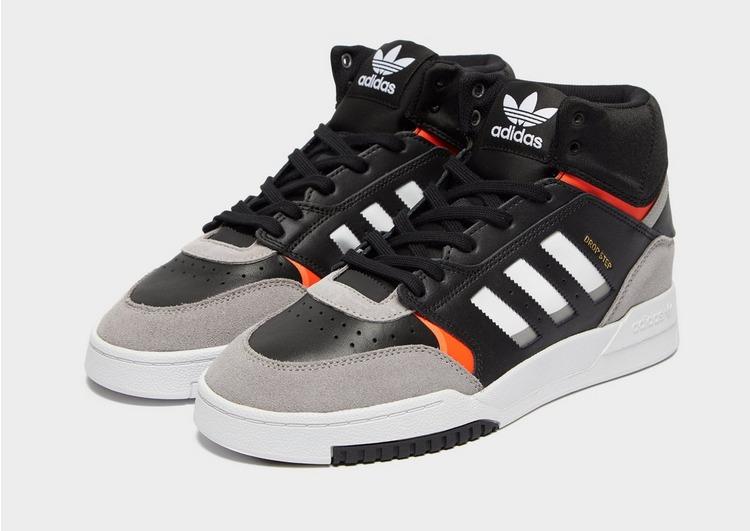 Adidas Originals Drop Step Mens Sneaker Basketball Shoes