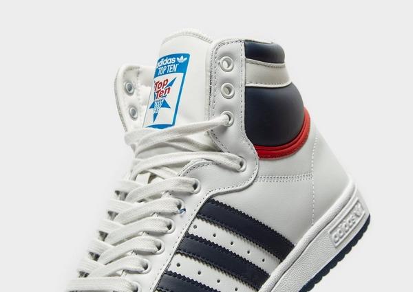 Buy adidas Originals Top Ten Hi | JD Sports