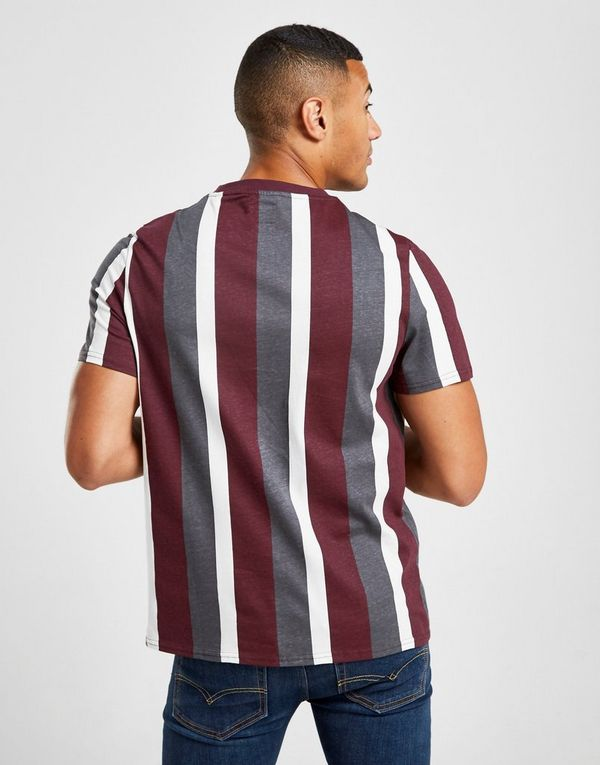 GUESS Vertical Stripe T-Shirt