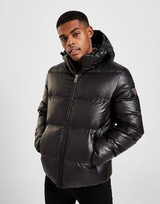 wholesale dealer 08d49 72c13 Guess Down Puffer Giacca imbottita | JD Sports
