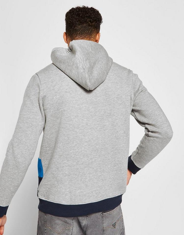GUESS Cut & Sew Colour Block Hoodie
