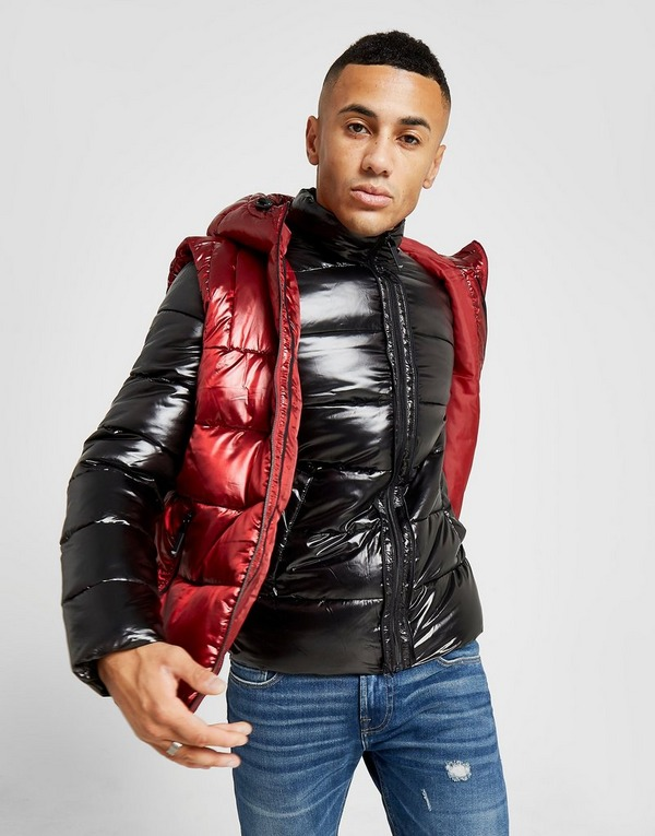 GUESS 2 In 1 Gilet Puffer Jacket