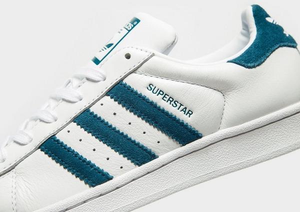 superstar femme bleu adidas
