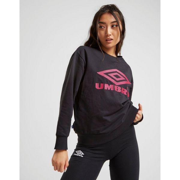Umbro Core Logo Crew Sweatshirt