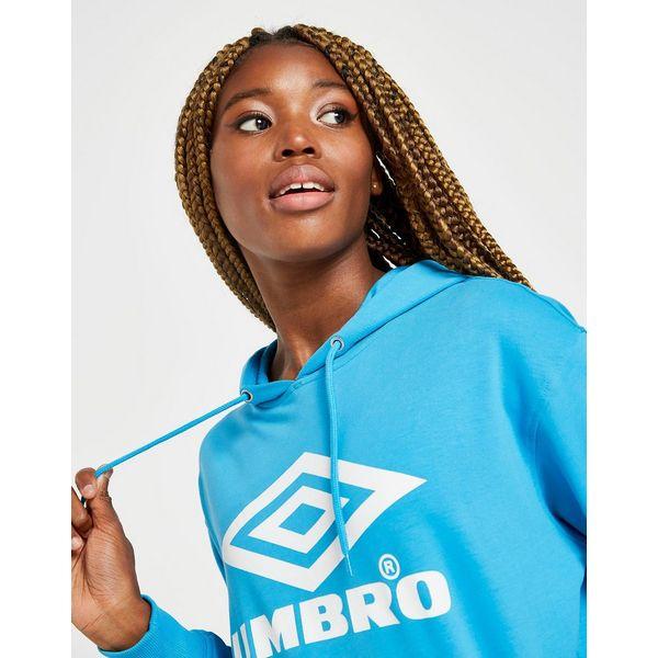 Umbro Core Logo Overhead Hoodie