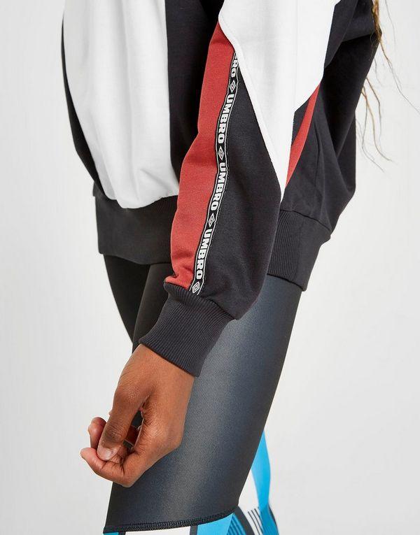 Umbro Vida Tape Logo Crew Sweatshirt
