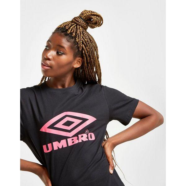 Umbro Core Logo Boyfriend T-Shirt
