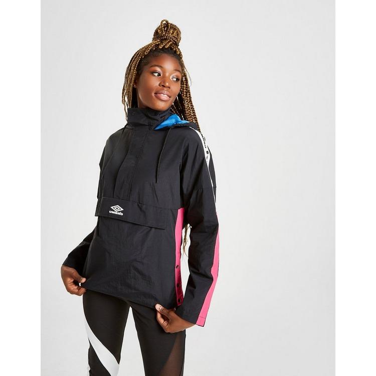 Umbro Lina 1/2 Zip Overhead Jacket