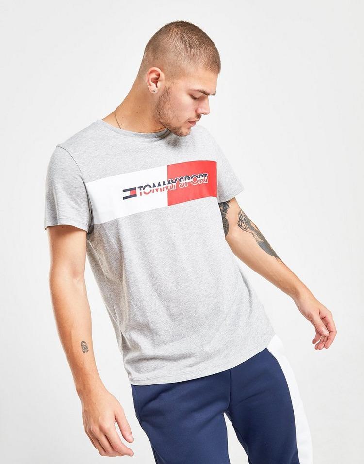Clothing Tommy Hilfiger Boys Fashion Bold Block Print Tee S