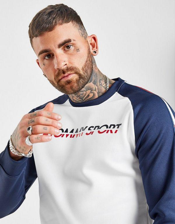 Tommy Hilfiger Tape Raglan Sweatshirt