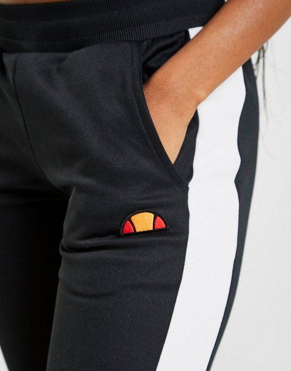 Ellesse Pantalon de Survêtement Tricot Stripe Femme