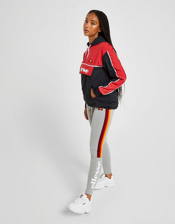 Ellesse Piping 1/4 Zip Jacket