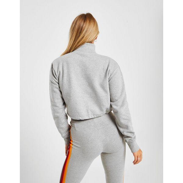 Ellesse Rainbow 1/4 Zip Sweatshirt