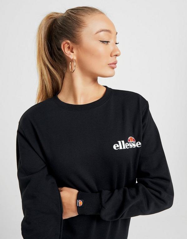 Ellesse Small Logo Crew Sweatshirt