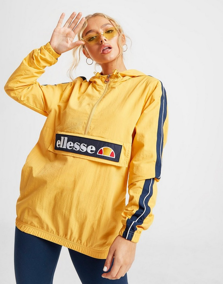 Ellesse Stripe 1/4 Zip Jacket
