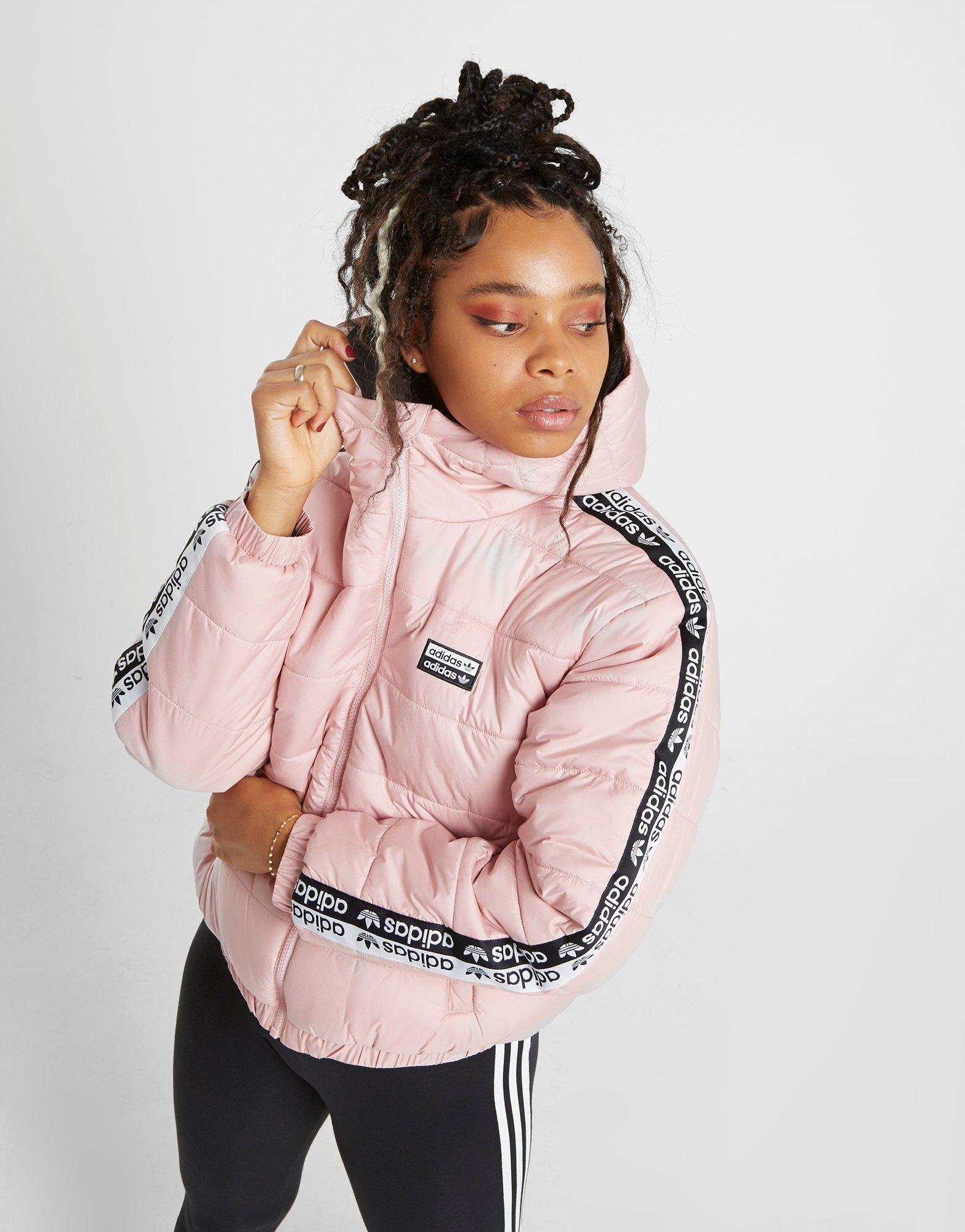 adidas Originals Tape Padded Jacket | JD Sports