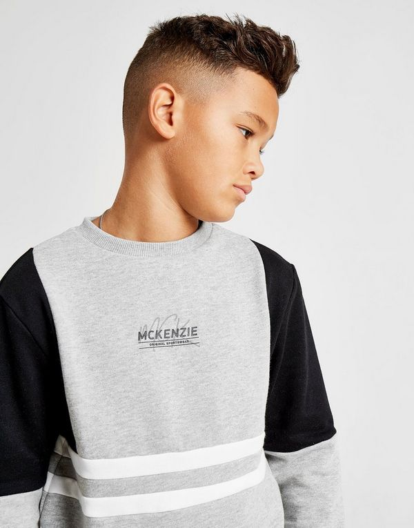 McKenzie Trinite Crew Sweatshirt Junior