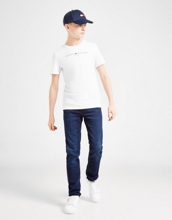 Tommy Hilfiger Essential Short Sleeve T-Shirt Junior