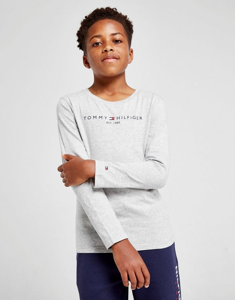 Tommy Hilfiger Essential Long Sleeve T-Shirt Junior