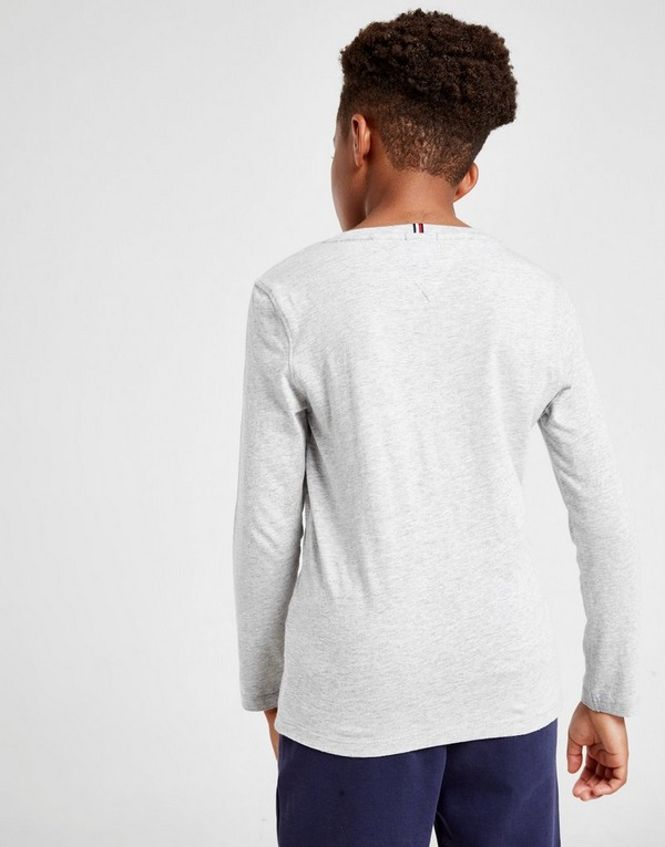 Tommy Hilfiger Essential Long Sleeve T-Shirt Junior