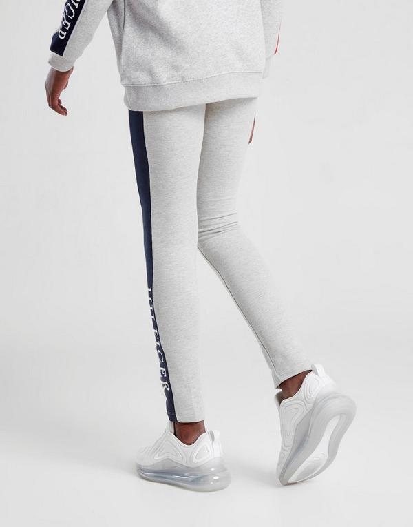Tommy Hilfiger Girls' Essential Logo Leggings Junior
