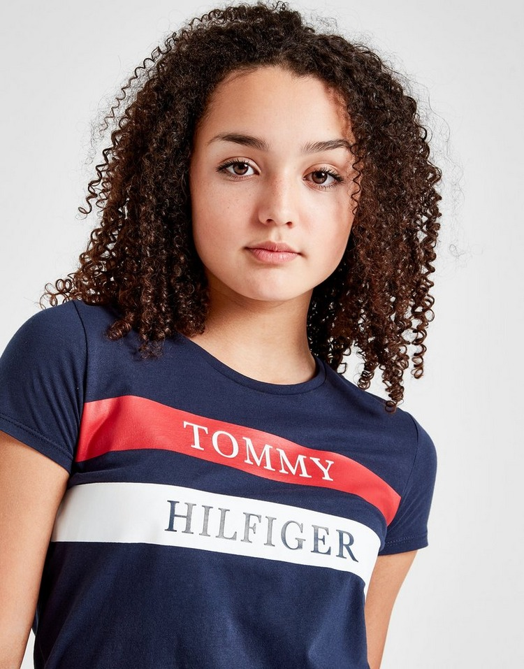 Tommy Hilfiger Girls' Essential T-Shirt Junior