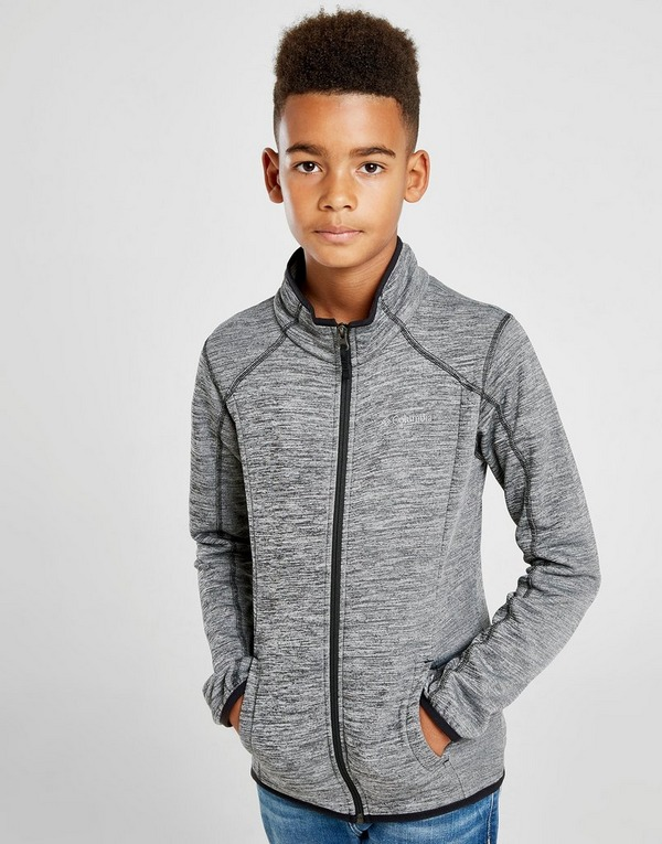 Columbia Wilderness Poly Full Zip Jacket Junior