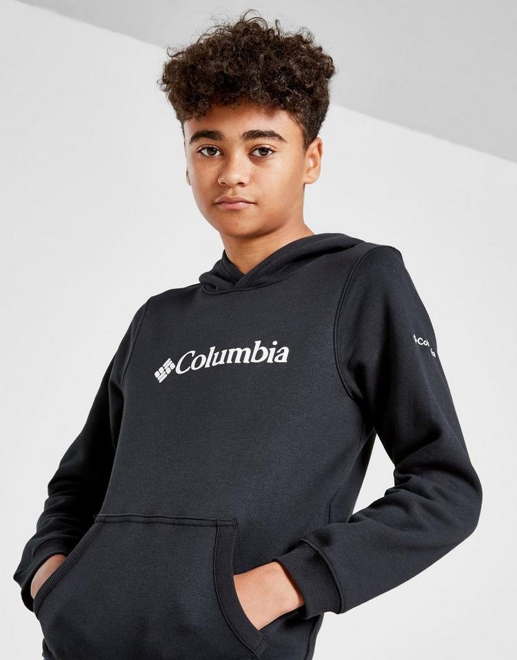 Acheter Noir Columbia Sweat à capuche Logo Polaire Junior