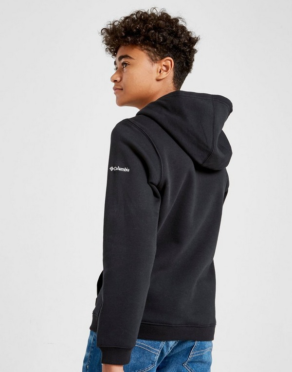 Columbia Logo Fleece Hoodie Junior