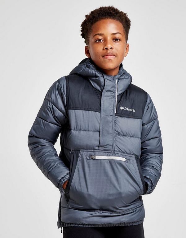 Columbia 1/4 Zip Jacket Junior