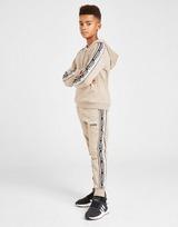 adidas Originals sudadera con capucha R.Y.V. 1/4 Zip Tape júnior