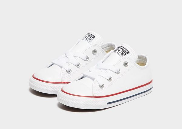 243c91e27 Converse All Star Leather para bebé