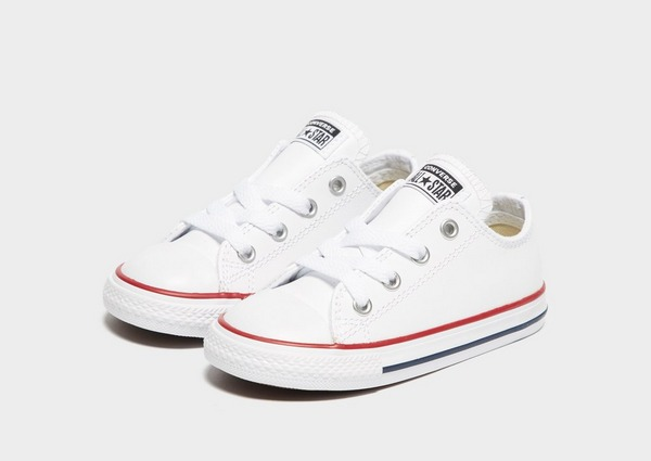 Converse All Star Leather para bebé
