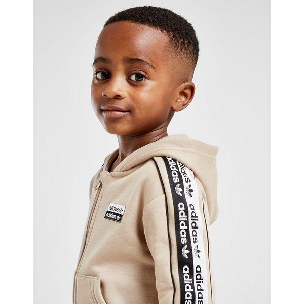 adidas Originals R.Y.V. Tape Full Zip Tracksuit Infant