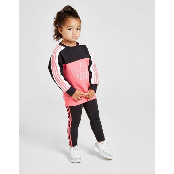 adidas Originals chándal infantil Spirit Colour Block