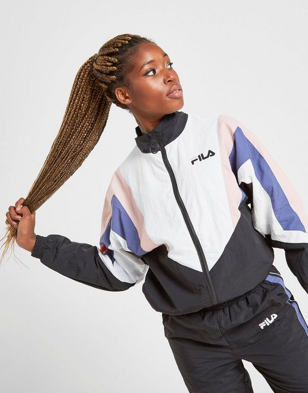 Fila Colour Block Woven Track Top