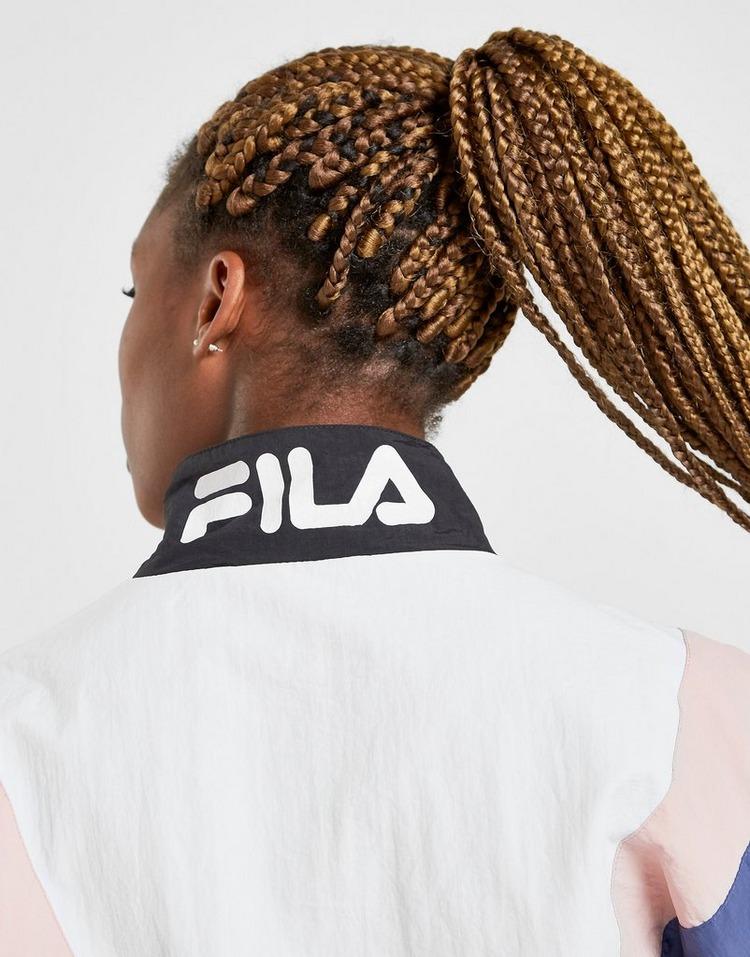 Fila Colour Block Woven Track Top