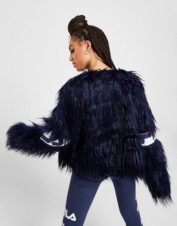 Fila Faux Fur Jacket