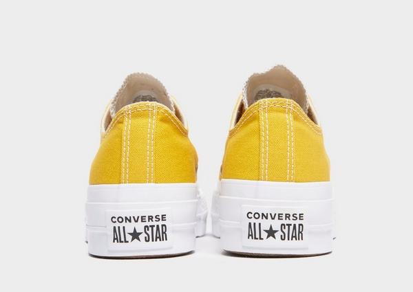 Converse Chuck Taylor All Star Lift Canvas Low Top para mujer