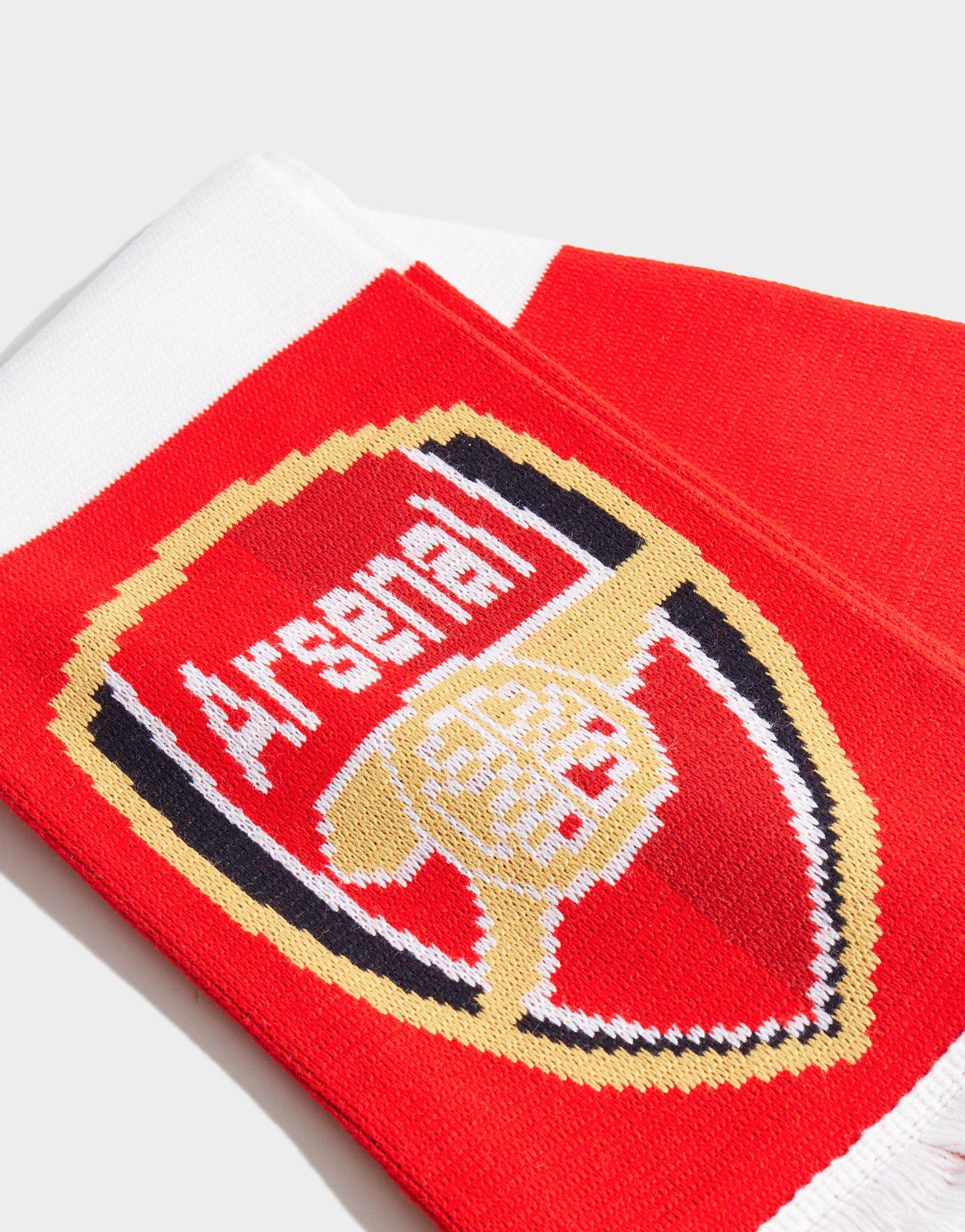 PUMA Arsenal Bar Scarf