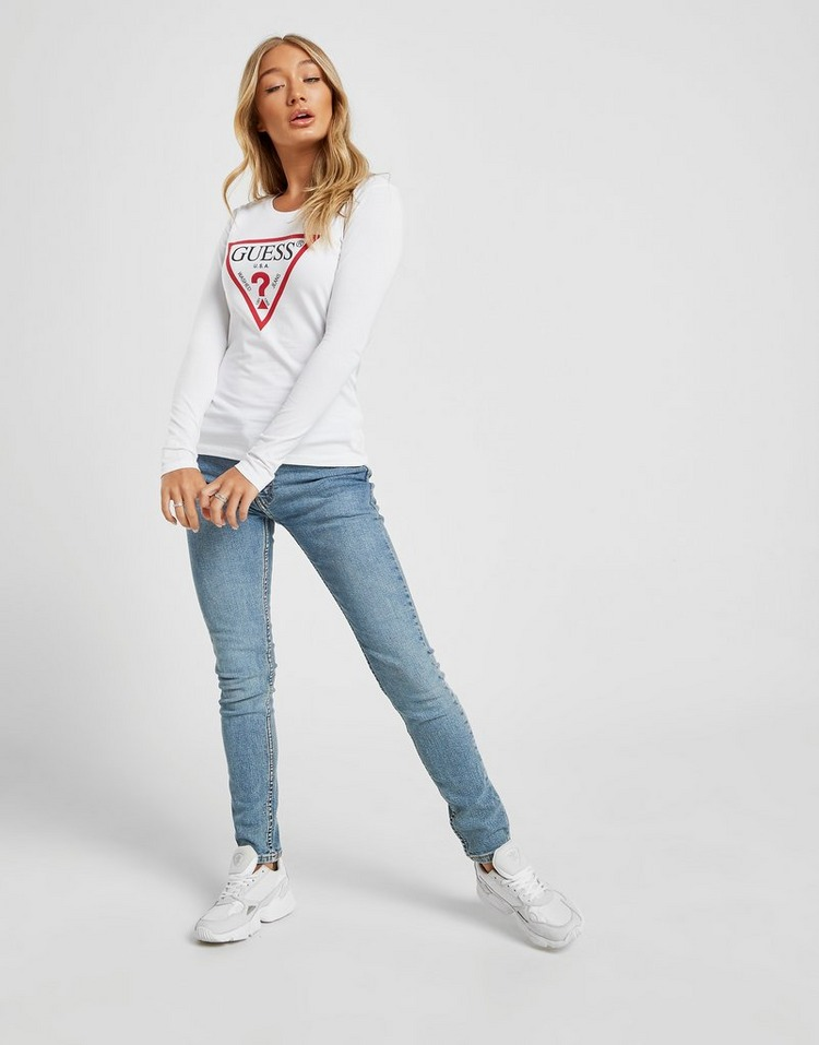 GUESS Long Sleeve T-Shirt